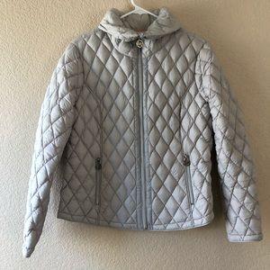 Michael Kors Packable Down Filled Blend Jacket L